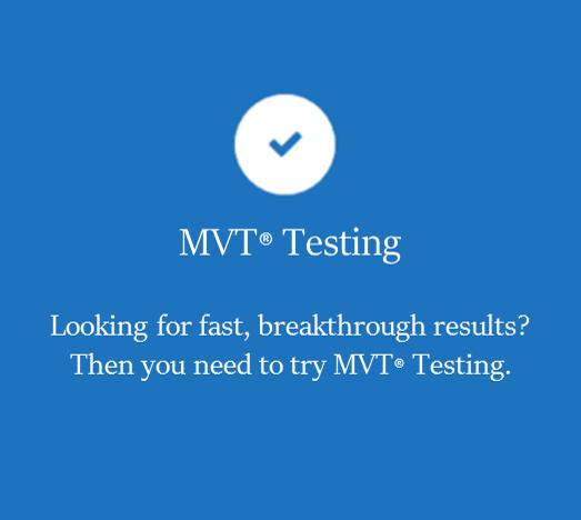 MVT Testing