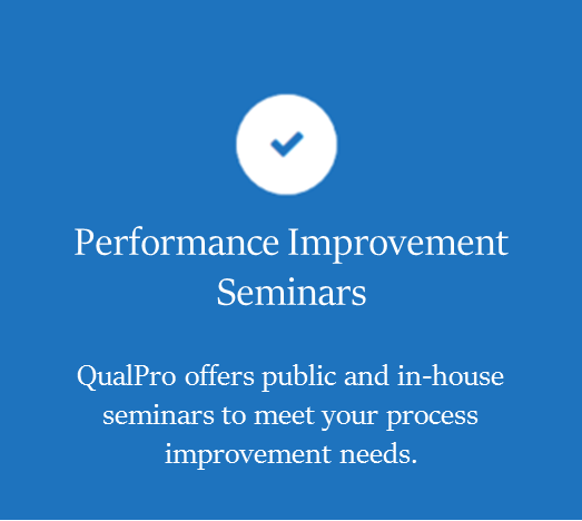 Performance Improvement Seminars